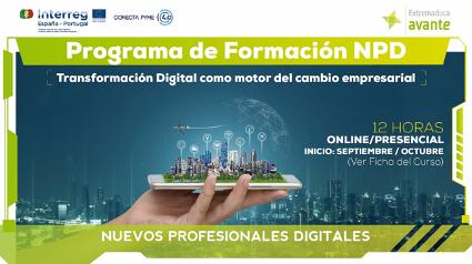 Transformación digital como motor de cambio empresarial